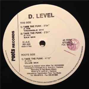 D. Level - Take The Funk FLAC