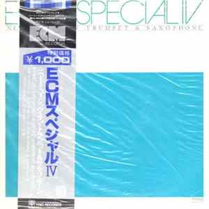 Various - ECM Special IV – New Music In Trumpet & Saxophone FLAC