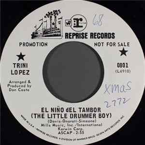 Trini Lopez - El Niño Del Tambor (The Little Drummer Boy) FLAC