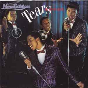 New Edition - Tears On My Pillow FLAC