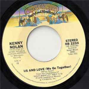 Kenny Nolan - Us And Love (We Go Together) FLAC
