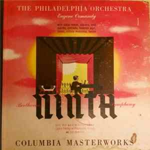 "The Philadelphia Orchestra, Eugene Ormandy, Beethoven - Symphony No. 9 In D Minor, Op. 125 (""Choral"") FLAC"