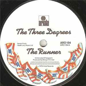 The Three Degrees - The Runner FLAC